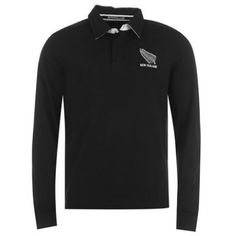 6f24c549f9a International Rugby Long Sleeve Classic Polo Shirt Mens >> Now £17.99 Rugby  Kit,
