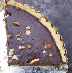 Pierre Hermé's Nutella Tart