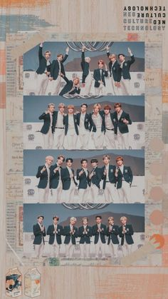 Nct Album, Nct Dream Chenle, Kpop Backgrounds, Fandom Kpop, Nct Winwin, Nct Group, Kpop Posters, Nct Life, Jisung Nct