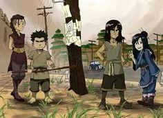 See more 'Avatar: The Last Airbender / The Legend of Korra' images on Know Your Meme! Avatar Aang, Team Avatar, Avatar The Last Airbender, Avatar Cartoon, Avatar Funny, The Last Airbender Cartoon, The Last Avatar, Avatar World, Avatar Characters