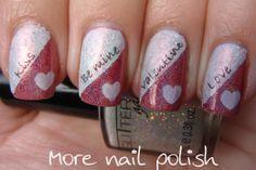 More Nail Polish    OMG SO CUTE
