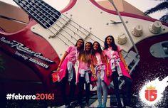 Estuvimos en la guitarra más famosa de #Disney! #enjoy15  Comenzó la #temporadaEnjoy15!  #febrero2016 #magia #WaltDisneyWorld #aerosmith