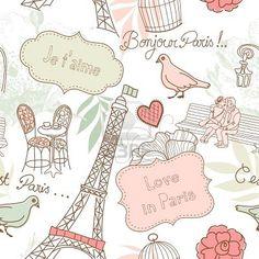 Love in Paris!