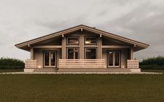 Дом в д. Мачулищи. 111 м2 двойной брус, деревянный дом, дерево, проект дома, проектирование, wood house, light