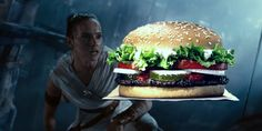 Anyone saying Star Wars: The Rise of Skywalker spoilers out loud to a Burger King app in Germany is apparently eligible for a free Whopper, according to new King App, Emperor Palpatine, Star Wars Watch, Rian Johnson, Last Jedi, Streaming Movies, Starwars, Hamburger, Germany