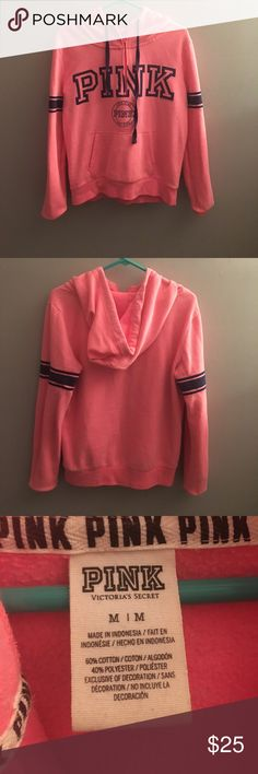 Victoria Secret Pink sweatshirt I am selling a Victoria secret Pink sweatshirt. This sweatshirt is in perfect condition. No tears, stains or holes. Am selling this because I bought it but never wore it PINK Other