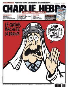 Les Unes de Charlie Hebdo | Le blog de Fabrice ARNAUD