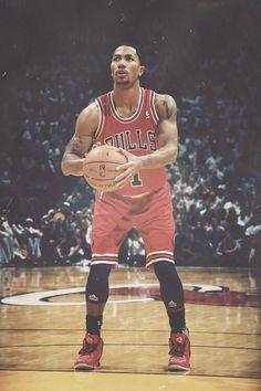 Derrick Rose Basketball Legends 845c0af6f2a0