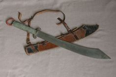 Overall length: cm / inch Blade length: cm / inch Thickness: forte 6 mm, middle mm. Weight without scabbard: 1042 grams D Swords And Daggers, Knives And Swords, Chinese Weapons, Larp, Viking Axe, Fantasy Armor, Weapons Guns, Kung Fu, Sharpie