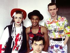 Boy George is the next singer to get the biopic treatment Boy George, 80s Pop Music, Thompson Twins, Culture Club, Aretha Franklin, Punk Goth, Pop Bands, Music Icon, Arts And Entertainment