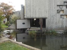 Carlos Scarpa - Brion Tomb 7 by hyde + hyde architects, via Flickr