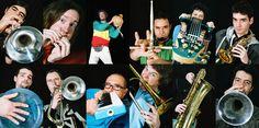 Tora Tora Big Band. 05/07/2013. Praza da Constitución, Vigo, 23h. Entrada libre. Tora, Band, Concerts, Jazz Festival, Entryway, Sash, Bands