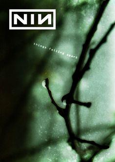 Nine Inch Nails ~ Things Falling Apart Rock Posters, Movie Posters, Trent Reznor, Nine Inch Nails, Alternative Music, Falling Apart, Music Love, Lyrics, Songs