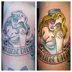 Sailor tattoo ⚓ | Nautical Tattoo | November 16, 2012