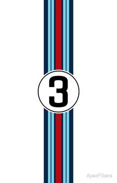 ' Racing stripe' iPhone Case by ApexFibers Iphone 5s Wallpaper, Apple Watch Wallpaper, Samsung Galaxy Wallpaper, Aryton Senna, Car Prints, Stencil Vinyl, Martini Racing, Racing Stripes, Graphic Design Posters
