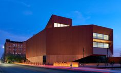 Ruby City Museum by David Adjaye Opening October 13 in San Antonio Texas Downtown San Antonio, Sound Installation, City Museum, Galleries In London, Venice Biennale, Dream City, City Art, The Guardian, Great Places