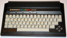 Commodore Plus/4. Another computer from 1984 in my collection.