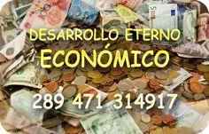 Antes de realizar cualquier transacion de dinero, incluso no relacionada con negocios, repite esta sequencia numerica para normalizar los ambitos económicos