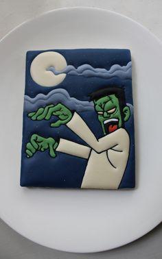 Frankenstein | by TheHungryHippopotamus