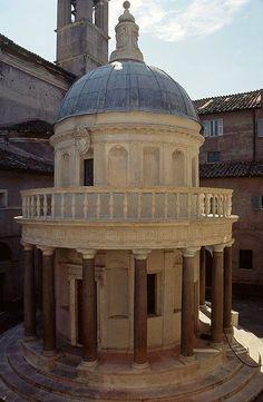 Tempietto di S.Pietro in Montorio _ Donato Bramante