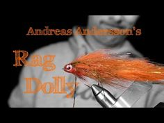 Fly Tying: Andreas Andersson's Rag Dolly - YouTube