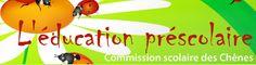 Activités pour le préscolaire Site Internet, Learning Games, Program Management