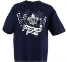 Boy Scout™ Troop Design SP4197