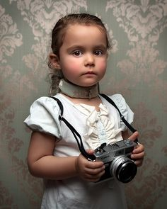 Retro Child - by Bill Gekas on 500px