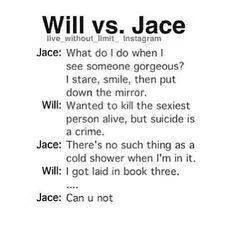 Will and Jace Herondale bragging. #theinfernaldevices #themortalinstruments #tid #tmi