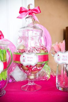 The TomKat Studio: {Sweet Customers} Pink Sweet Shoppe Birthday Party!
