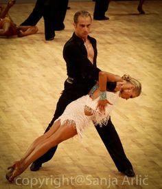 Riccardo Cocchi & Yulia Zagoruychenko
