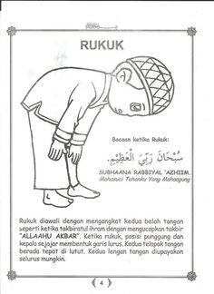 Muslim Quotes, Islamic Quotes, Islamic Cartoon, Islam For Kids, Doa Islam, Learn Islam, Islamic Teachings, Reminder Quotes, Islam Facts