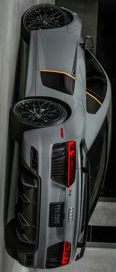 2017 Audi R8 V10 Plus Exclusive Edition $229,200