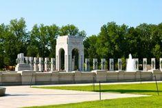 National World War II Memorial in Washington, DC