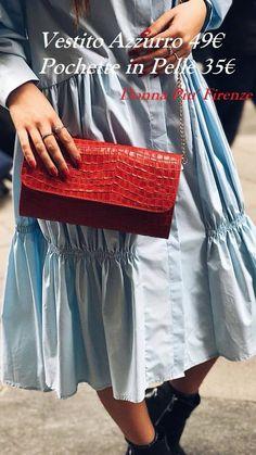 Vestito da donna primavera-estate € 49 Pochette € 35