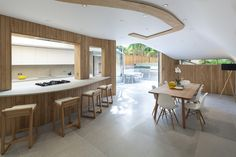 De Beauvoir House / Scott Architects