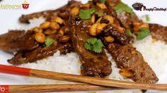 Wołowina Chogging to danie dla smakoszy kuchni chińskiej w ostrym wydaniu - Przepis Video
