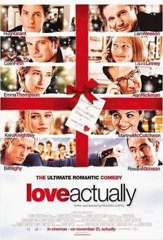 "Richard Curtis - ""Love Actually"""
