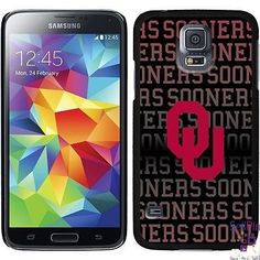 $26.00: Oklahoma Sooners Samsung Galaxy S5 Thinshield Case (Sooners Full Design)