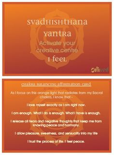 Pin by Gypsy Owl Productions, LLC on Chakra Affirmation ...