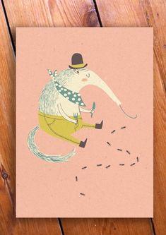 The nineteenseventythree card series do work inspiring...