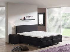 Een goede nachtrust begint bij een goed bed! Vindt onze boxsprings op http://matras-kopen.com/categorie/boxsprings/
