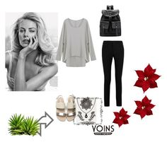 """Yoins"" by almaa-26 ❤ liked on Polyvore featuring Yves Saint Laurent, yoins and yoinscollection"