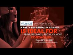 A Party Bus Rental in Atlanta Is Ideal for Prom, Weddings, and Much More. The Key Is to Make Sure You Find A Company with True, Genuine Party Buses. Hummer Limo, Party Bus Rental, Chartered Bus, Lincoln Town Car, Atlanta, Prom, Weddings, Senior Prom, Wedding