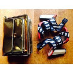 Marni bag and Schutz shoes ... #liketkit www.liketk.it/sMk @liketkit