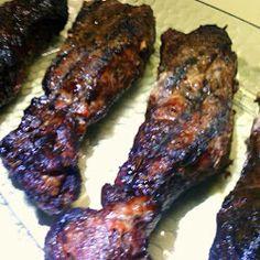 Jamaican Smoked Pork