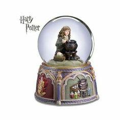 harry potter snow globes | ... Harry Potter Hermione Granger Polyjuice Potion Waterglobe - Snow