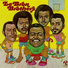 SALSA VIDA: 1975 The Lebrón Brothers - The Best Of The Lebron...