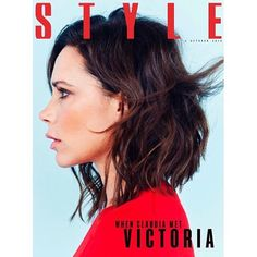 Thank you @theststyle! My cover out tomorrow, excited to launch my #VBxEsteeLauder worldwide X VB