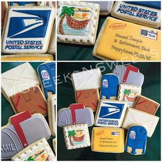 Post Office Retirement | Cookie Connection